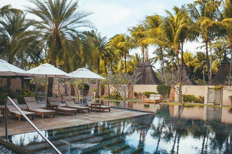 Een heerlijk resort in Mauritius!