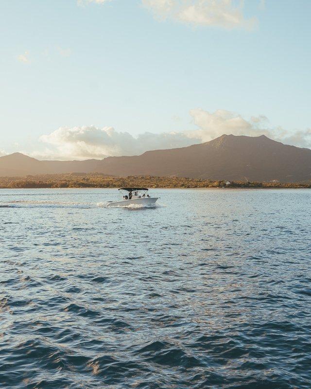 Varen in Mauritius.