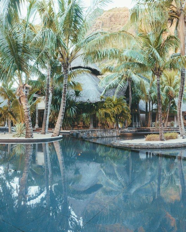 Een prachtig resort.