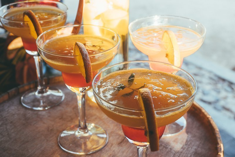 Genoeg cocktails te verkrijgen!