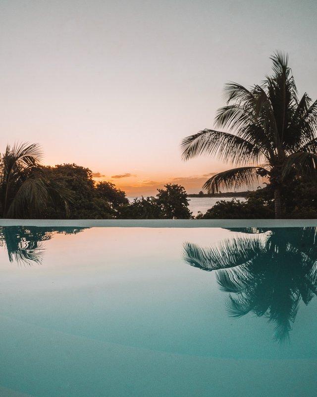 De resorts zijn al geweldige Mauritius bezienswaardigheden an zich.