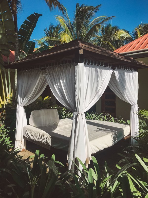 Wat te doen op Mauritius? Een massage nemen natuurlijk!