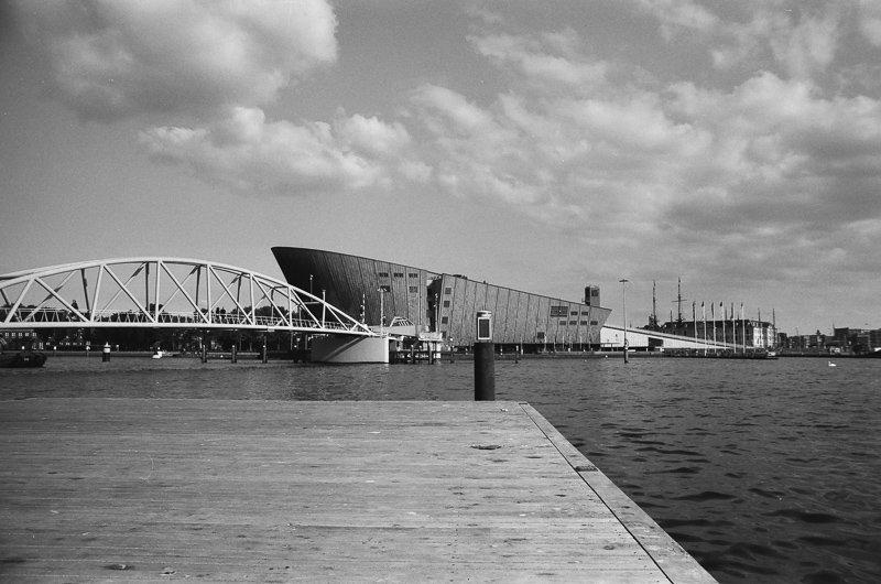 Nemo is een van de leukste musea voor een dagje Amsterdam.