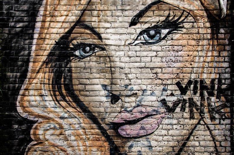 Ga op zoek naar street art tijdens een dagje Amsterdam.