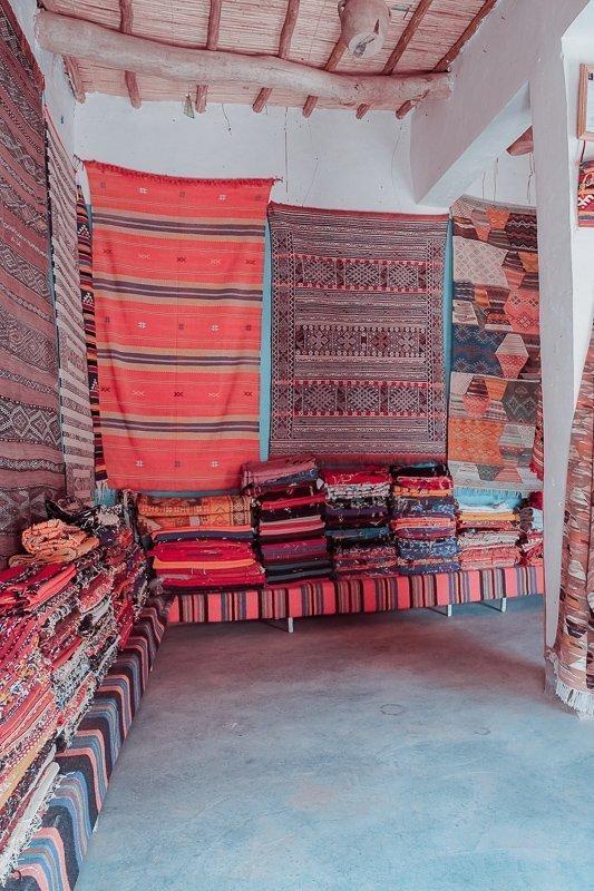 Marokkaanse kleden zijn ideaal om jouw huis te pimpen.