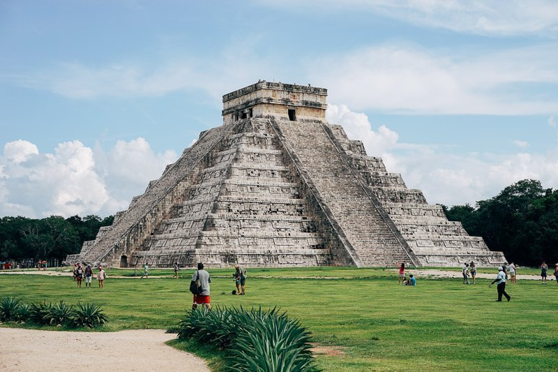 De ruïnes van Guatemala en Mexico moeten absoluut op je bucketlist staan.