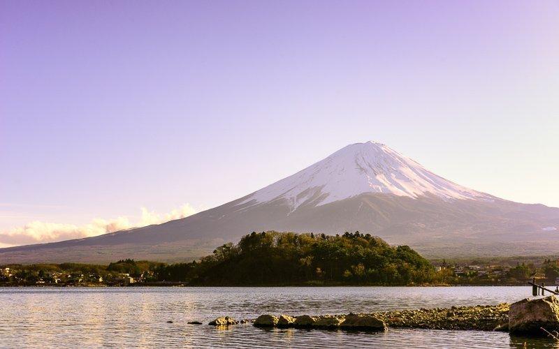 Zoek je nog Tokyo tips? Beklim dan Mount Fuji voor extra variatie.