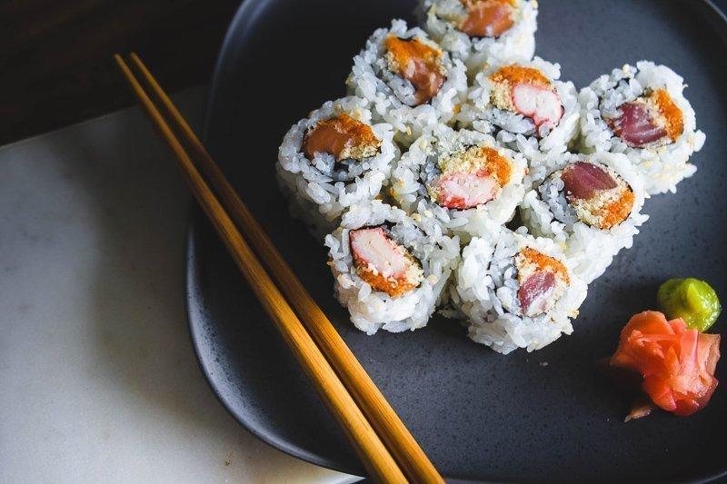 Een van de leukste tips Tokyo: maak sushi tijdens een workshop!