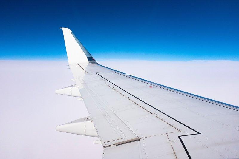 Ga je met het vliegtuig? Kies dan voor een directe vlucht. Dit is beter voor het milieu.