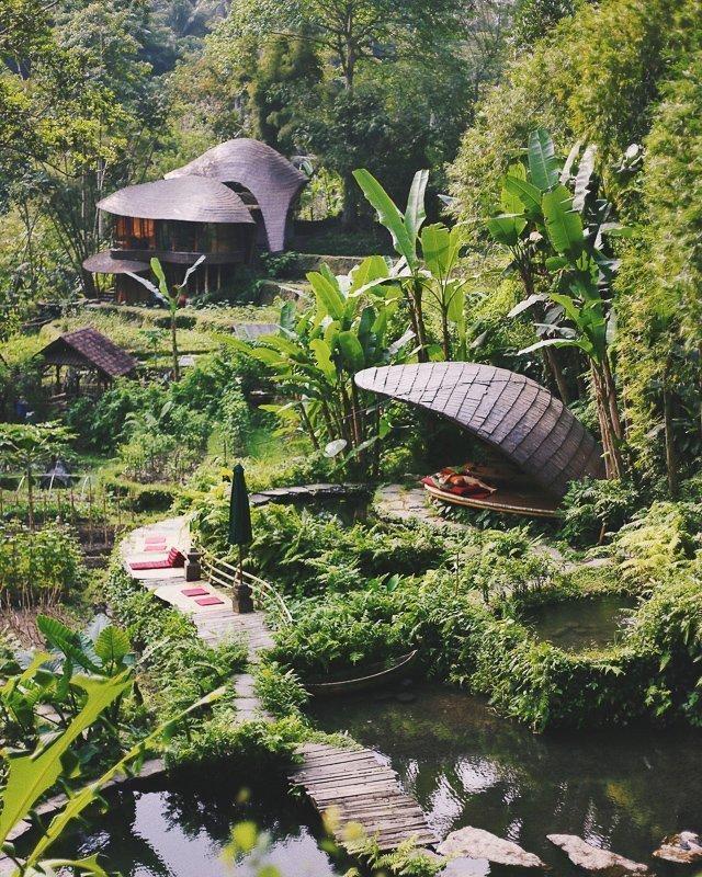 Wil jij duurzamer reizen? Kijk dan naar ecolodges!