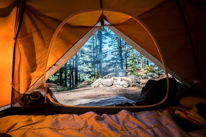 Zoek je nog tips voor duurzaam reizen? Denk dan eens aan kamperen in de buitenlucht!