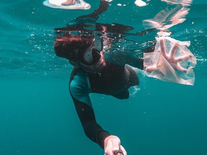 Check altijd de organisatie achter de snorkelexcursie of ze wel ecovriendelijk zijn.