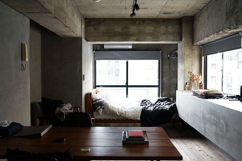 Je kunt ook verblijven in appartementen, welke wederom erg klein zijn.