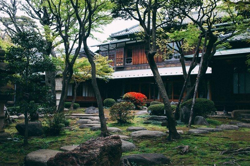 De accommodaties in Japan zijn zeer comfortabel en schoon.