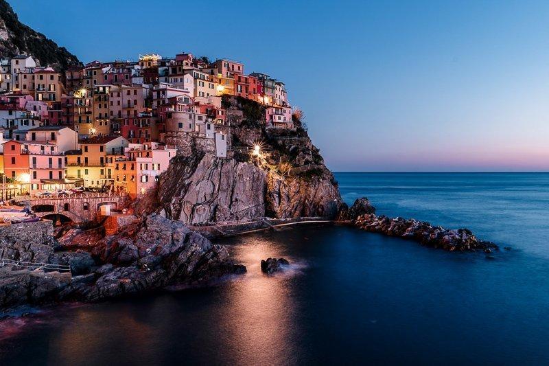 Cinque Terre moet natuurlijk sowieso op je bucketlist staan.