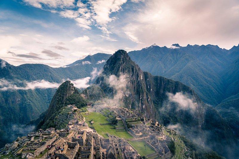 Machu Picchu is natuurlijk een droom voor velen en het is ook zeker een van de mooiste plekken op aarde.