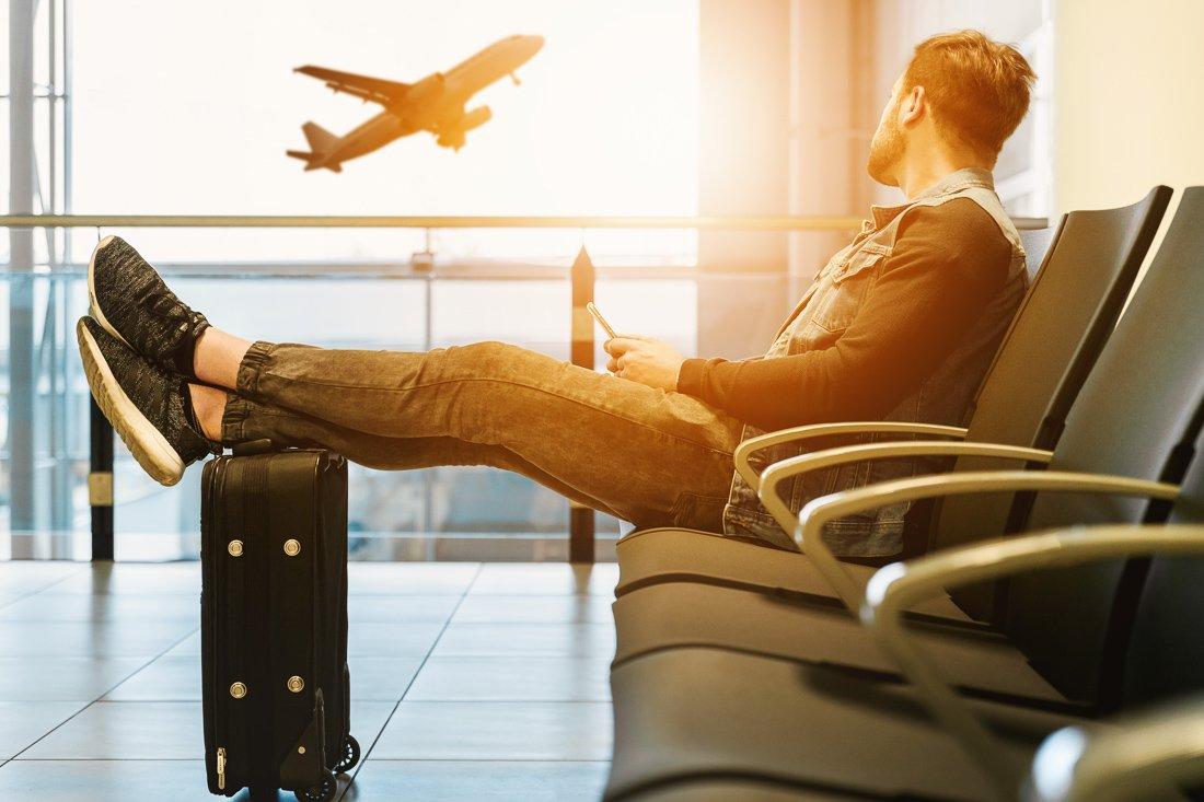 sneller inchecken op vliegveld
