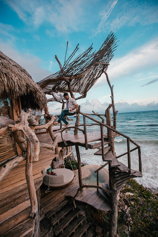 Duurzame accommodaties vind je overal ter wereld.