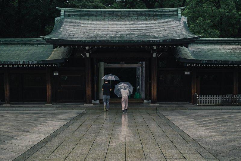 Minshuku's zijn B&B's in Japan, welke eenvoudig zijn. Wel een erg bijzondere ervaring!
