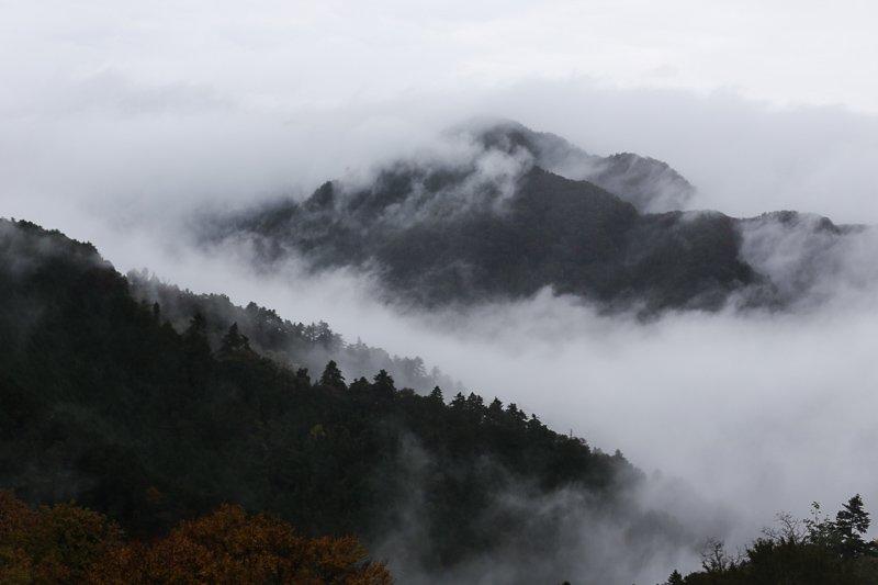 Hike de Mount Takao voor een dagje in de natuur.