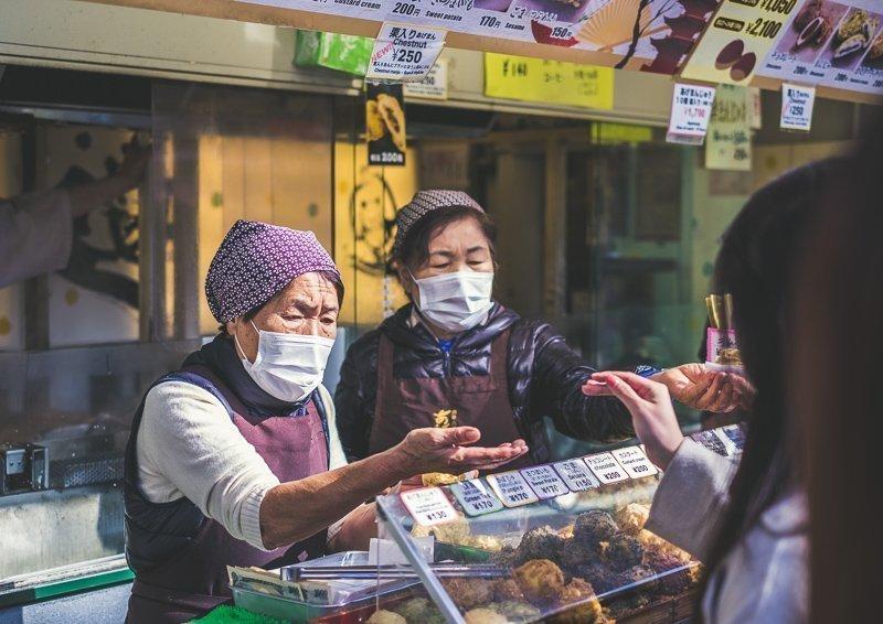 Ueno is een van de belangrijkste Tokyo wijken.