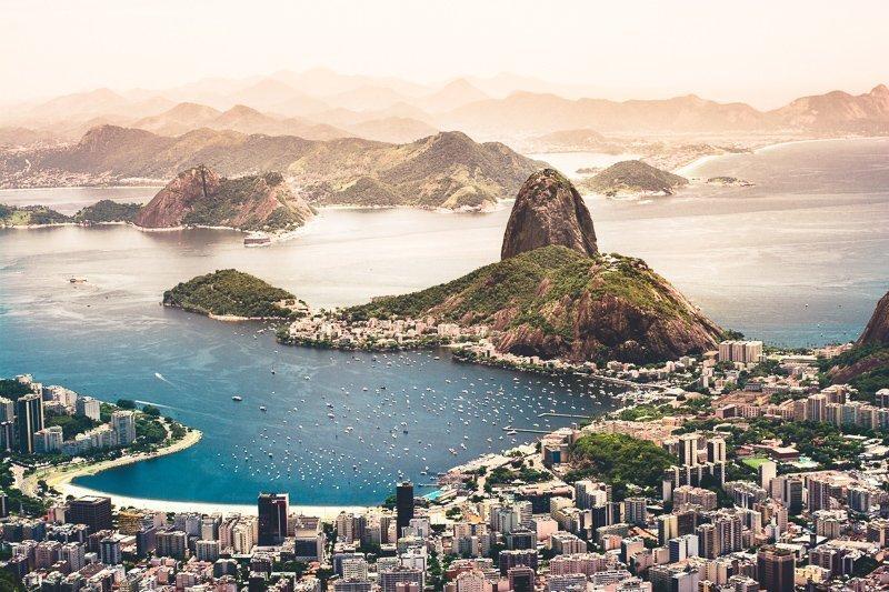 Rio de Janeiro is een te gekke plek!