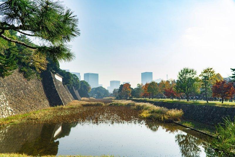 De Imperial Palace mag je niet gemist hebben aan jouw bezoek aan Tokyo.