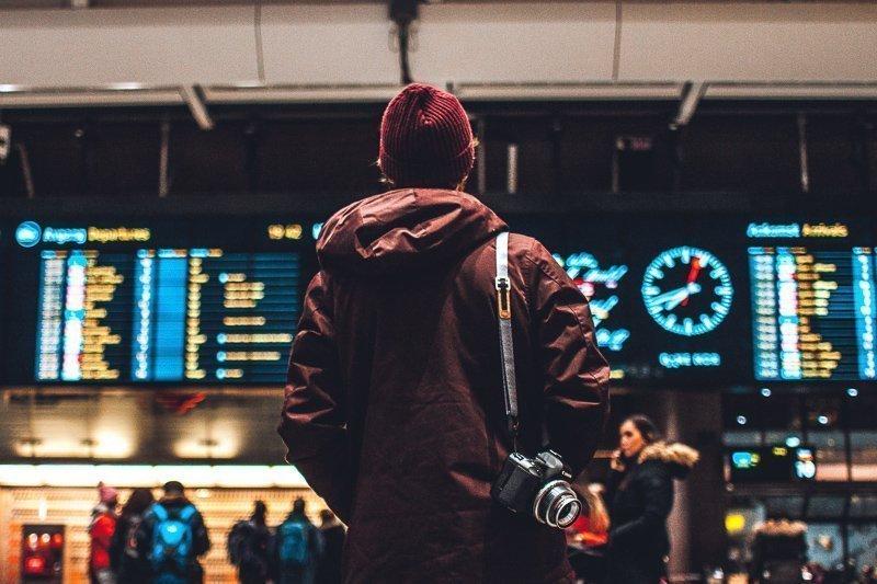 Check altijd naar welke luchthaven of terminal moet gaan om zo blunders op reis te voorkomen.
