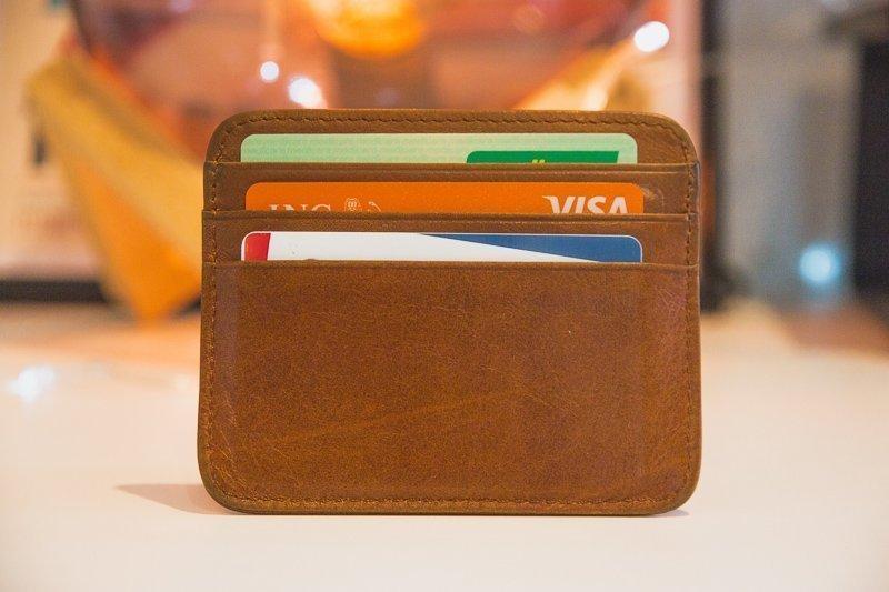 Je hebt keuze uit Visa, Mastercard en American Express.