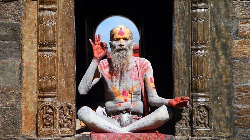 India is een fijn land in onze winter, met een hoge temperatuur en veel zon.