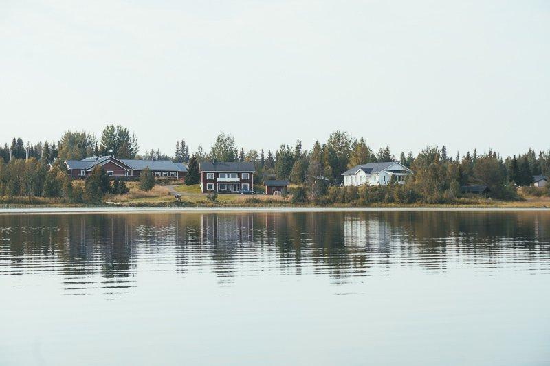 Ga super als je in de warmere maanden in Fins Lapland bent!