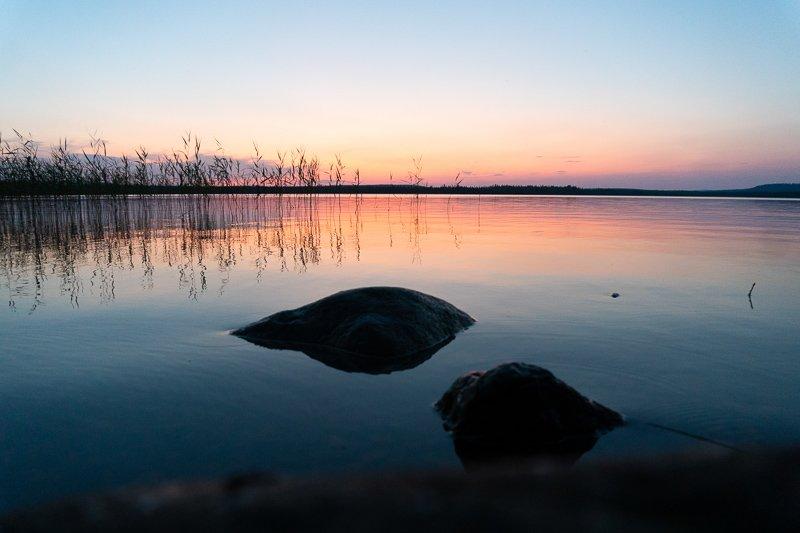 Fotograferen in Lapland is ideaal!
