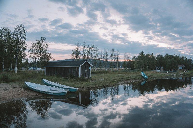 In Fins Lapland kan ik het Saaga Hotel zeker aanraden!