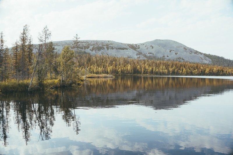 Lapland is een regio dat zich uitspreidt over Zweden, Finland en Noorwegen.