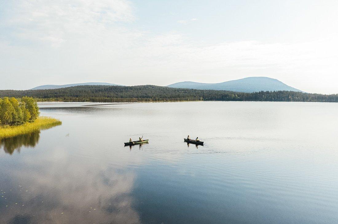 Lapland zomer