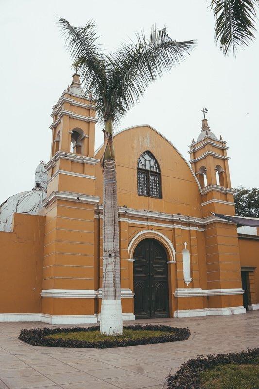 Barranco kent de mooiste gebouwen.