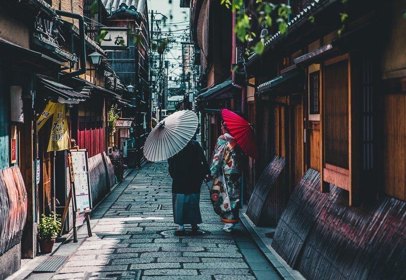 Je kunt het beste in downtown Kyoto overnachten om vanaf hier alle leuke bezienswaardigheden te ontdekken.