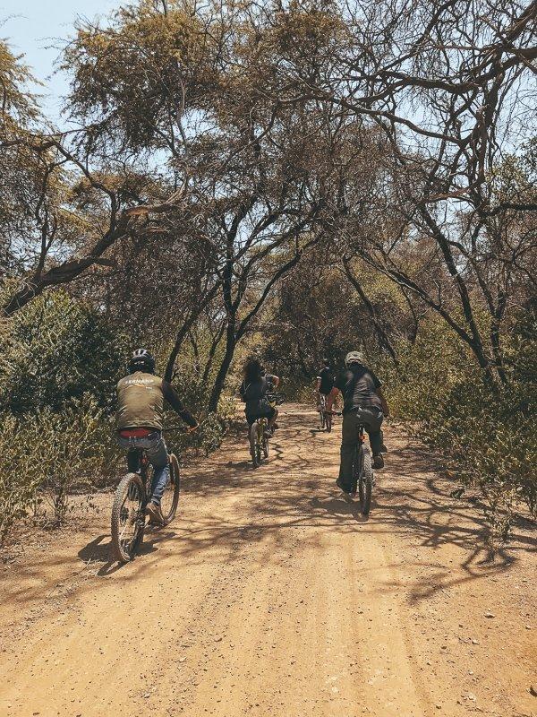Een must do in de omgeving van Chiclayo: fietsen!