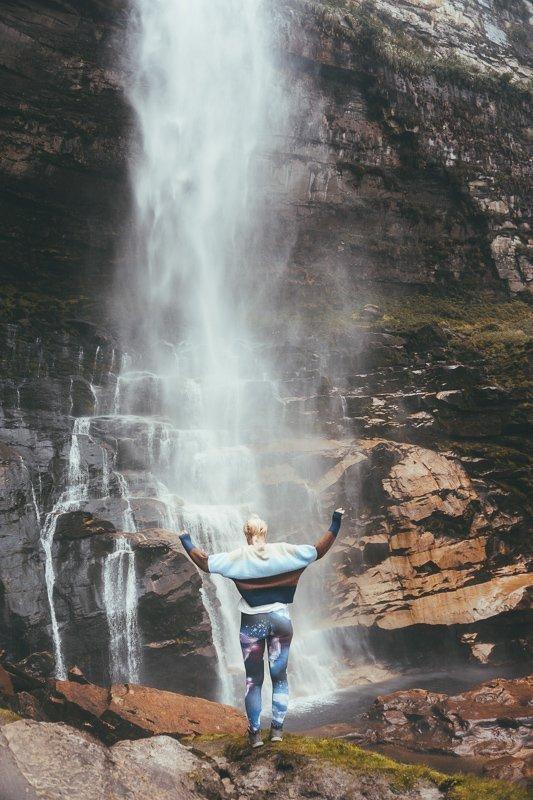 Houd jij van hiken? Sla de Gocta falls trekking dan niet over.