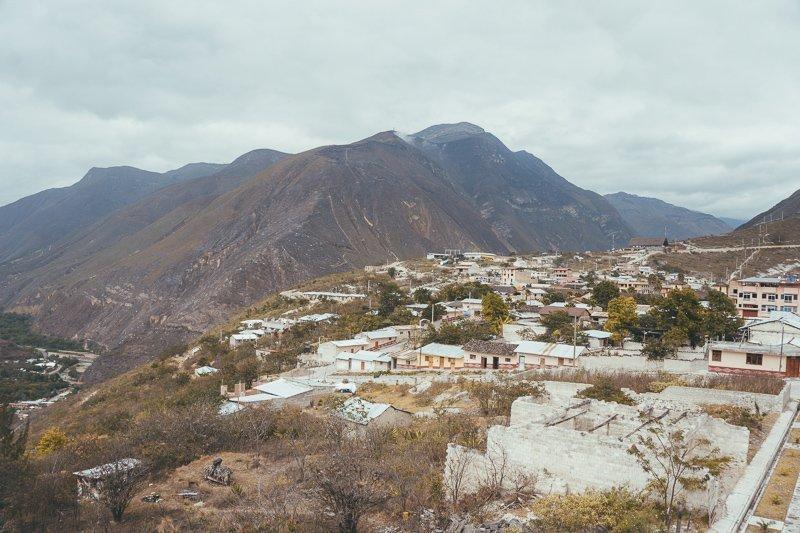 Mis Gran Vilaya niet in het noorden van Peru, waar je te gekke trekkingen kunt maken.