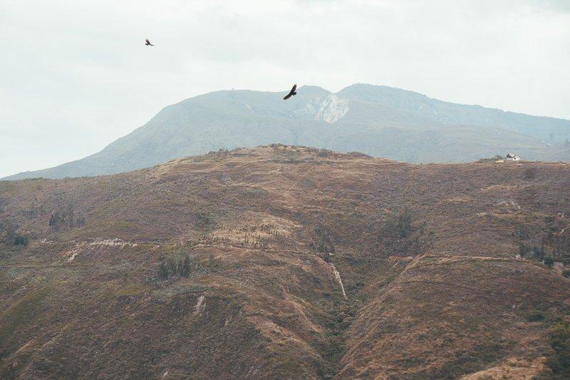 Ga naar Laguna de los Condores in het noorden van Peru voor mooie hikes.