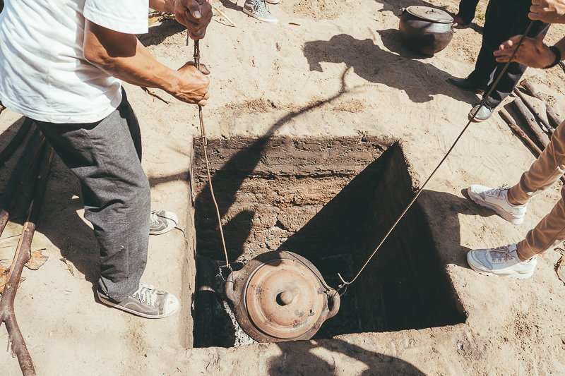 Ga naar Horcones in het noorden van Peru voor een traditionele kookworkshop.