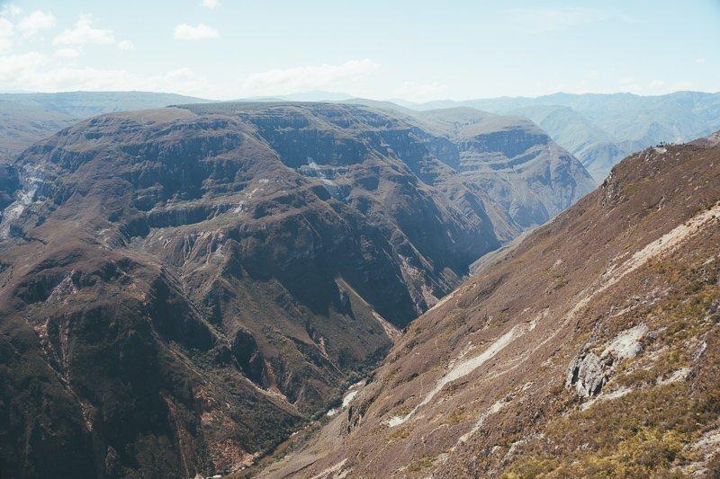 Omdat Peru verschillende landschappen en hoogtes kent, is het verstandig om verschillende soort kleding mee te nemen.