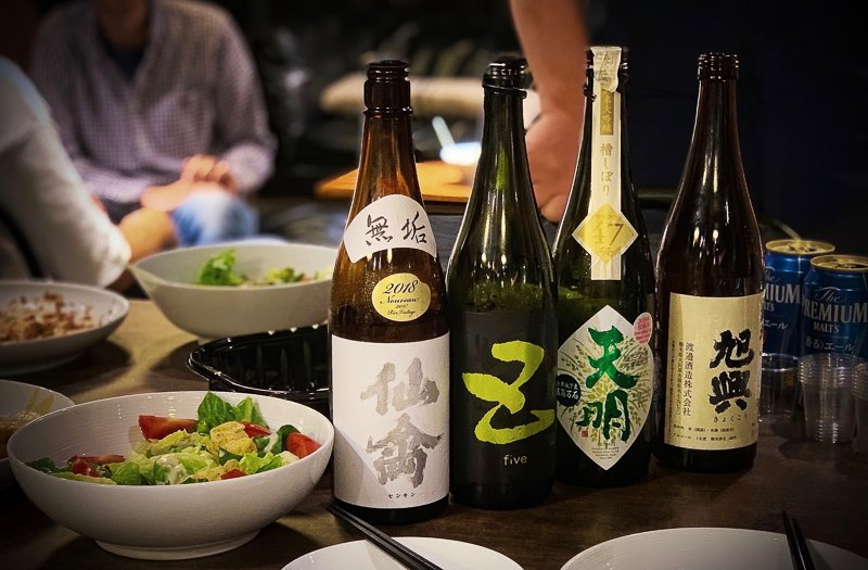 Een Japanse gewoonte: als de baas wil uitgaan, dan moet je meegaan.