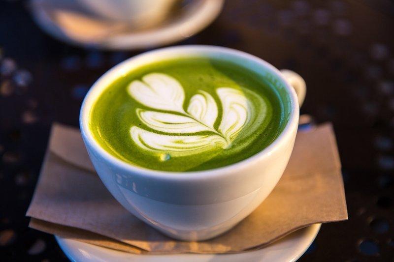 Matcha thee wordt heel veel in Japan gedronken.