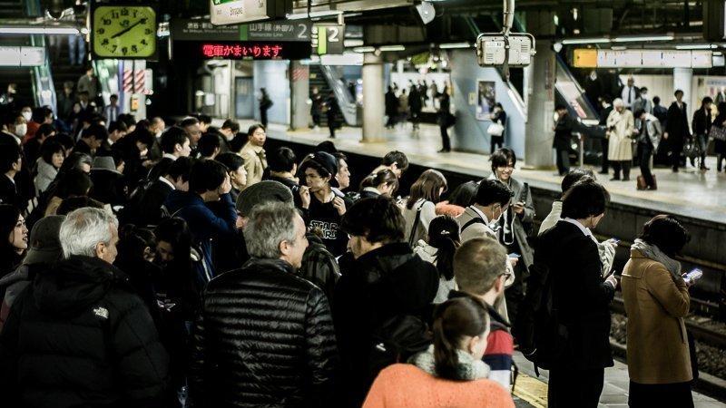 Een Japanse gewoonte is dat je altijd op tijd komt.