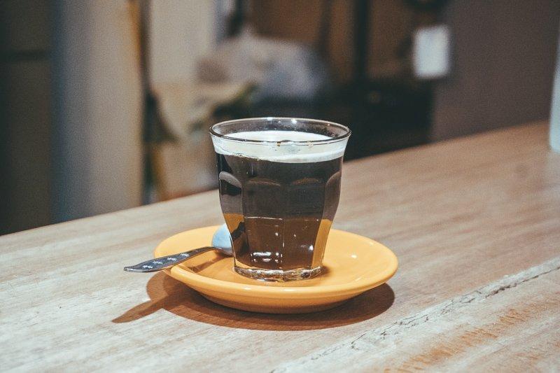 Heerlijke koffie in Noord-Peru.