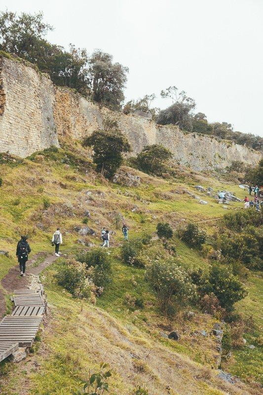 Kuelap wordt gezien als de Machu Picchu van het noorden.