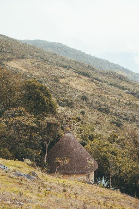 Ontdek Kuelap in Noord-Peru.
