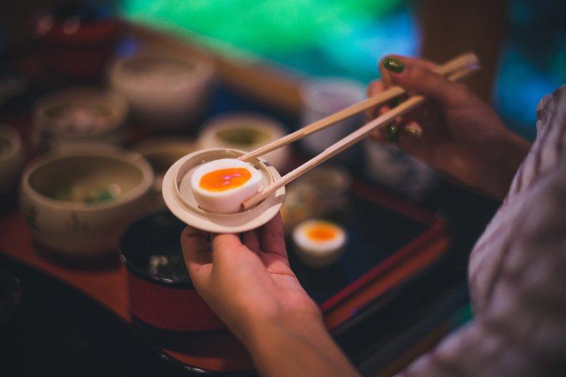 Volg een kookworkshop in Japan en maak de lekkerste gerechten.